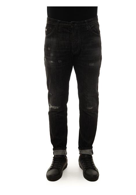 5 pocket Jeans with cuttings Emporio Armani | 24 | 3K1J09-1DX4Z006