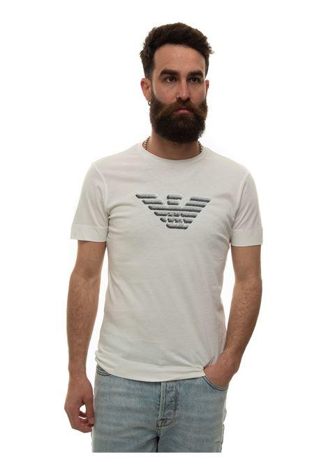 Round-necked T-shirt Emporio Armani | 8 | 3K1TC3-1JULZ101