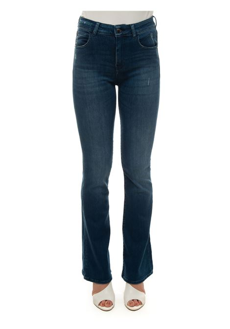 High waist jeans Emporio Armani | 24 | 3K2J47-2DD9Z0941
