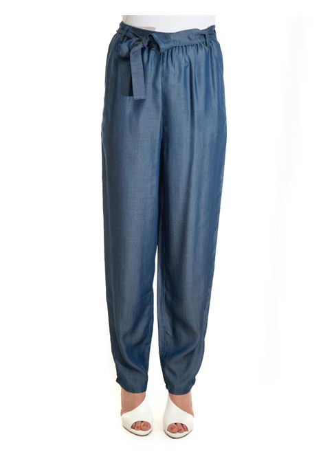 Trousers with lace tie Emporio Armani | 9 | 3K2PA6-2DF5Z0941