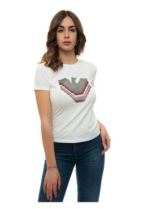T-shirt short sleeves Emporio Armani | 8 | 3K2T6A-2JQAZ0100