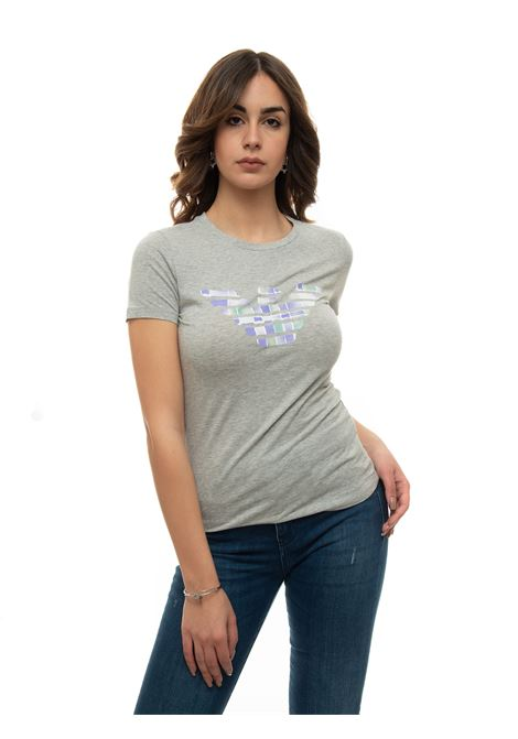 Short-sleeved round-necked T-shirt Emporio Armani | 8 | 3K2T7N-2J07Z0616