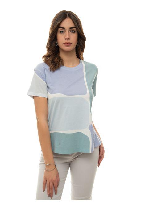 Short-sleeved round-necked T-shirt Emporio Armani | 8 | 3K2T7W-2JREZ0809