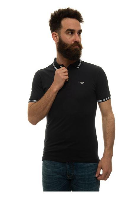 Short-sleeved polo shirt Emporio Armani | 2 | 8N1F30-1JPTZ939