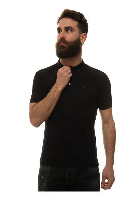 Short-sleeved polo shirt Emporio Armani | 2 | 8N1F92-1JPTZ999