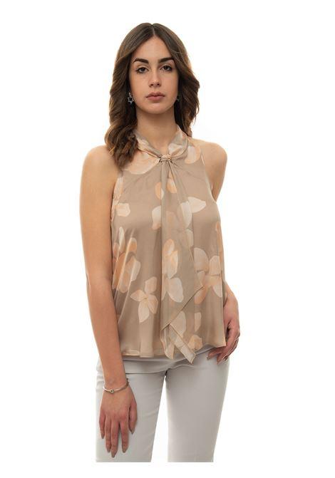 Silk top Emporio Armani | 2035781291 | ANK13T-A2506013