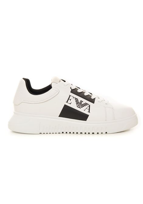 Sneakers with raised part at the back Emporio Armani | 5032317 | X4X264-XM712A222