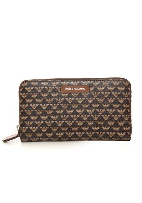 Zip around wallet Emporio Armani | 63 | Y3H168-YFH1E85217