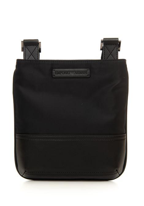 Shoulder bag in plain textile Emporio Armani | 5032307 | Y4M234-Y021J81073