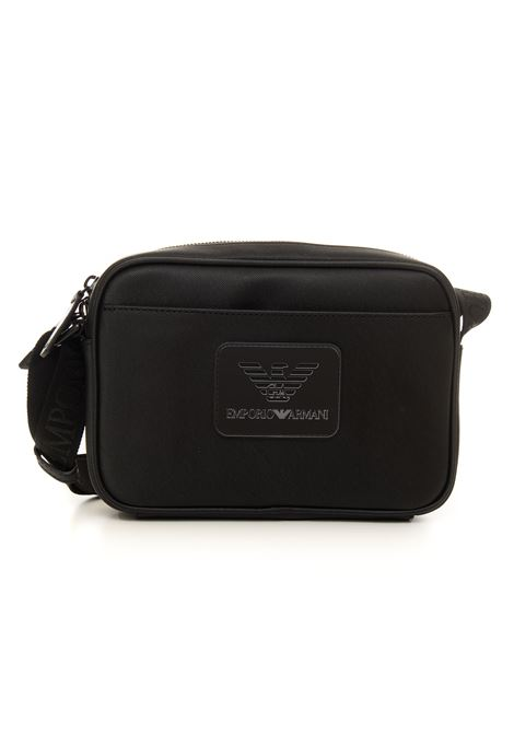 Shoulder bag in plain textile Emporio Armani | 20000001 | Y4M241-Y019V81072
