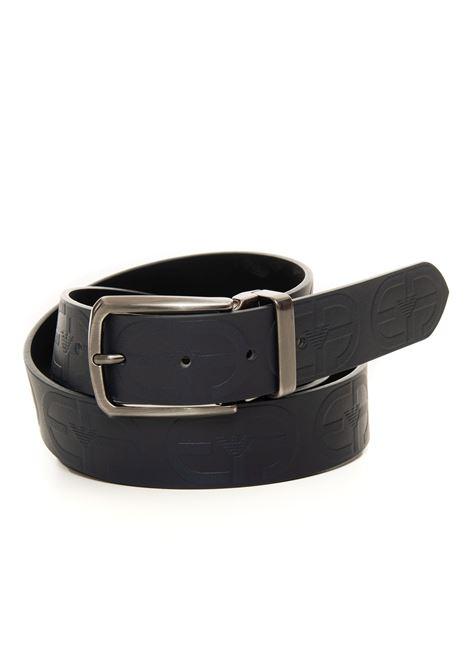 Cintura in pelle Emporio Armani | 20000041 | Y4S446-Y031J80013