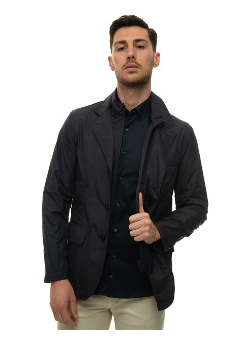 Harrington jacket with bib inside design Fay | -276790253 | NAM19420350-TFAU807