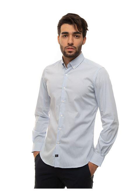 Camicia casual Fay | 6 | NCMA142258S-TFSU006
