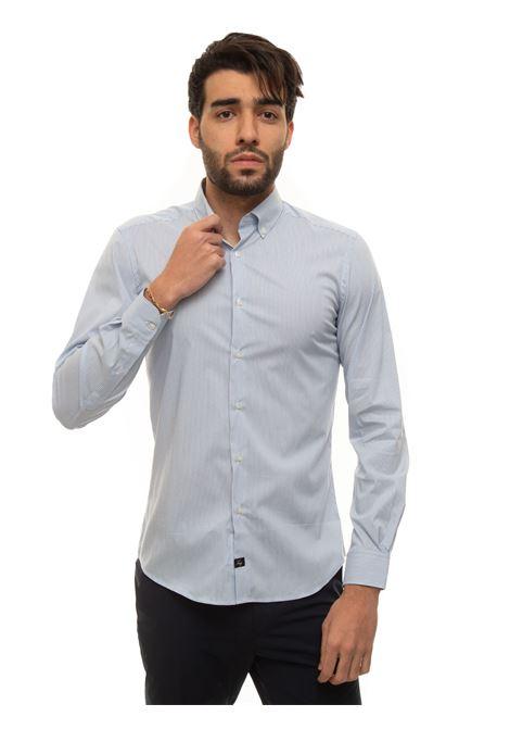 Camicia casual Fay | 6 | NCMA142258S-TFUU604