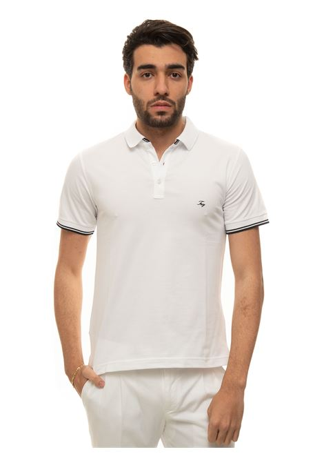 Short sleeve polo shirt Fay | 2 | NPMB242134S-TDWB001