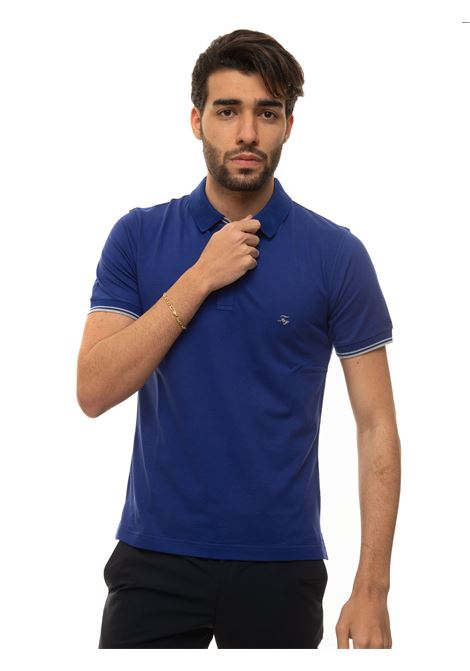 Short sleeve polo shirt Fay | 2 | NPMB242134S-TDWU215