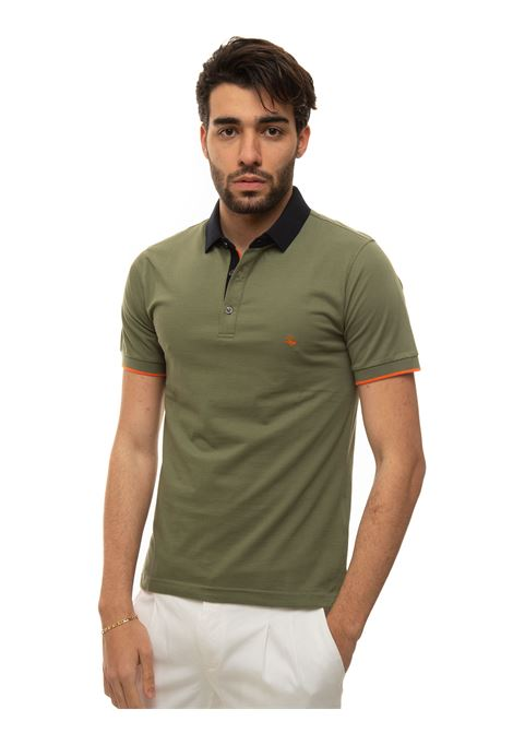 Short sleeve polo shirt Fay | 2 | NPMB242137S-TDWV607