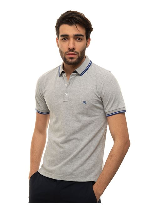 Short-sleeved polo shirt Fay | 2 | NPMB242140S-TDWB208
