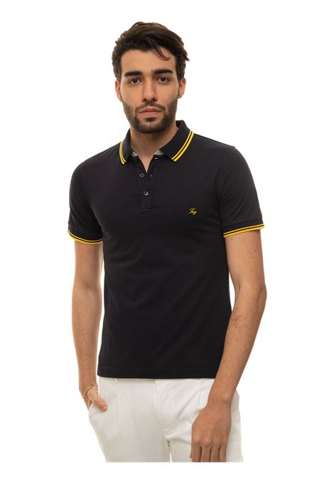 Short-sleeved polo shirt Fay | 2 | NPMB242140S-TDWU807