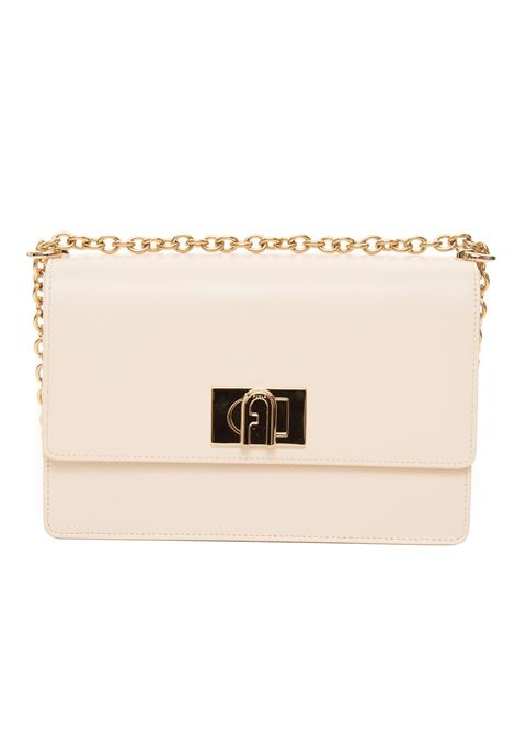 Furla 1927 Medium rectangular bag Furla | 31 | BAFIACO-ARE000PER00-PERGAMENA