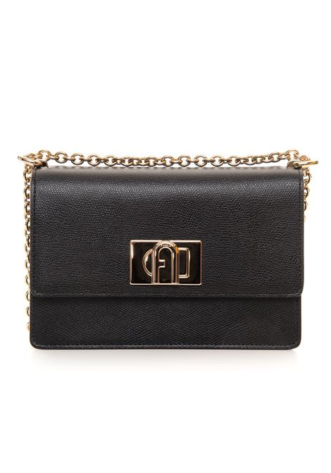 Furla 1927 leather bag small Furla | 31 | BAFKACO-ARE00006000-NERO