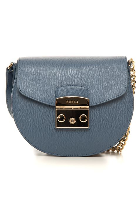 Metropolis Shoulder bag Furla | 31 | BATJEPO-ARE000DE000-BLUDENIM