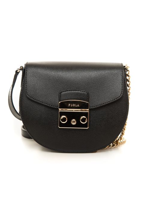 Metropolis Shoulder bag Furla | 31 | BATJEPO-ARE000O6000-NERO