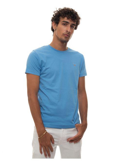 Round-necked T-shirt Gant | 8 | 234100445