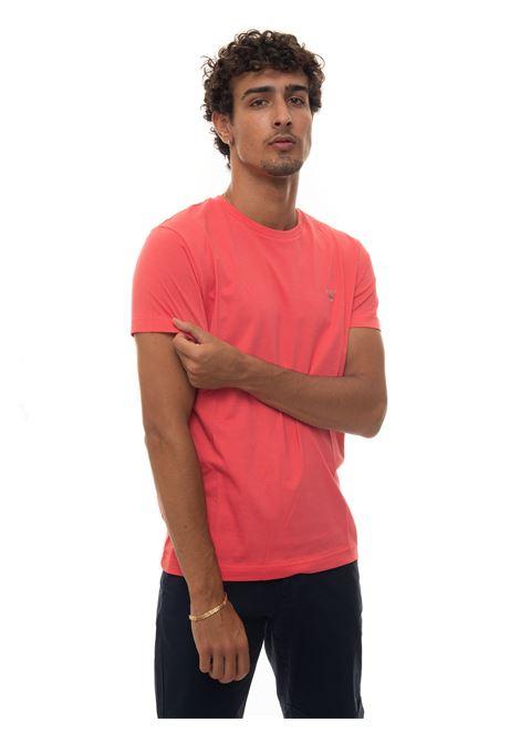 Round-necked T-shirt Gant | 8 | 234100622