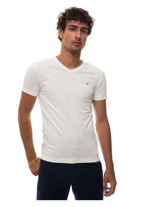 T-shirt short sleeves Gant | 8 | 234104110