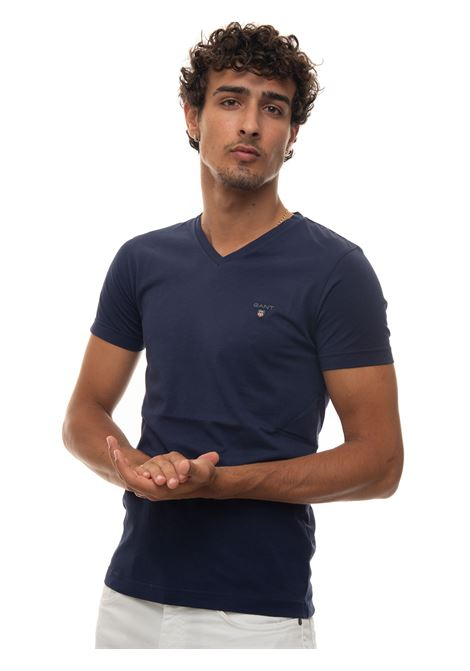 T-shirt short sleeves Gant | 8 | 234104433