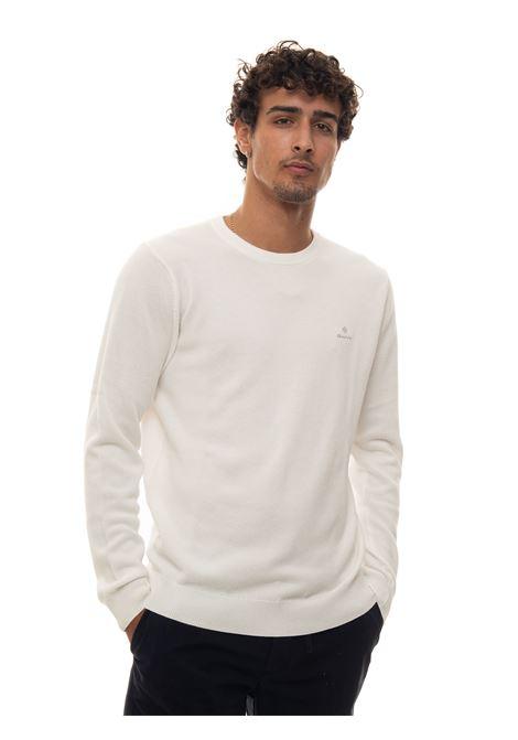 Round-necked pullover Gant | 7 | 8030521113