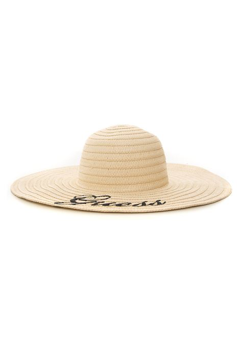 Straw hat Guess | 5032318 | AW8616-COT01NBC