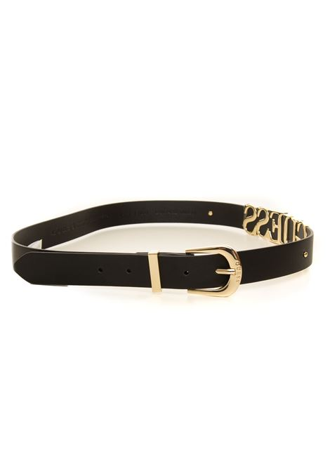 Manhattan buckle belt with logo detail Guess | 20000041 | BW7432-VIN30BLA