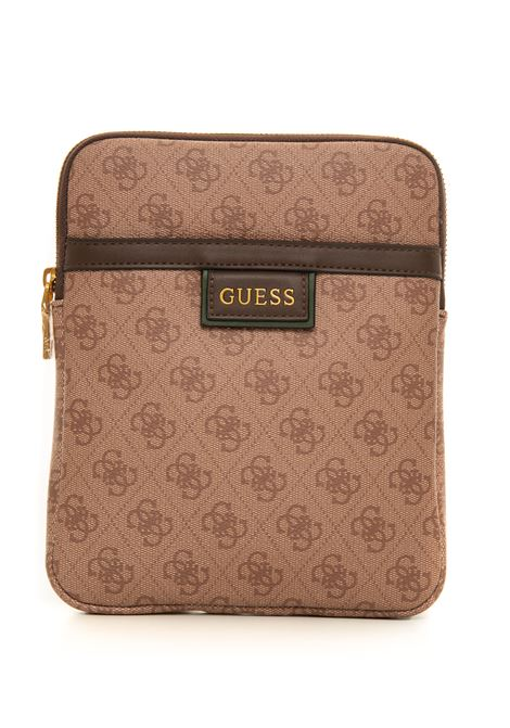 Shoulder bag in logo-textile Guess | 20000001 | HMVEZL-P1123BRO