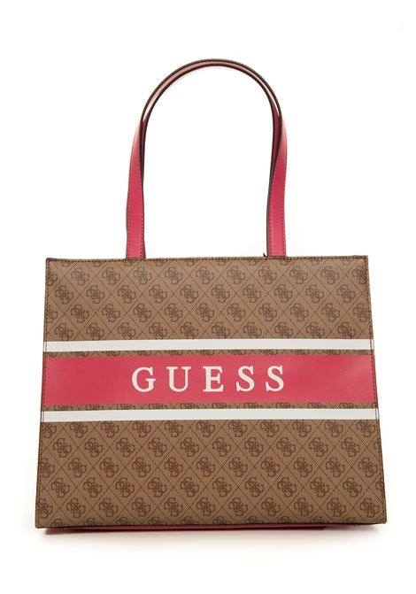Borsa modello shopper grande Monique Guess | 31 | HWSP78-94230LNK