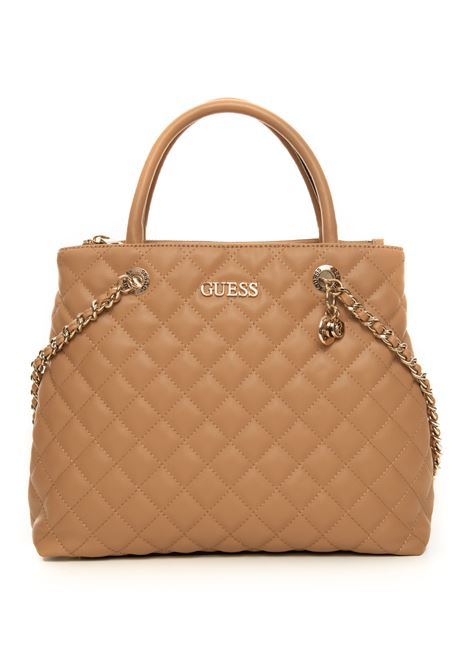 Illy Big rectangular bag Guess | 31 | HWVG79-70060BEI