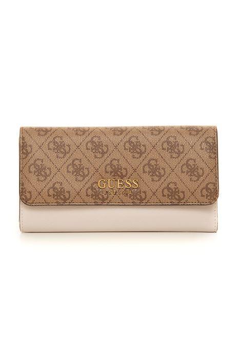 Rectangular wallet Guess | 63 | SWSB79-67650BRO