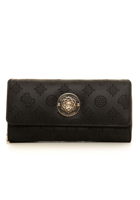 Dayane wallet with press stud tab fastener Guess | 63 | SWSG79-68620BLA
