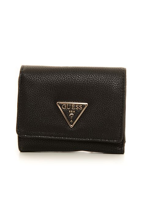 Sandrine Wallet small size Guess | 63 | SWVG79-65430BLA