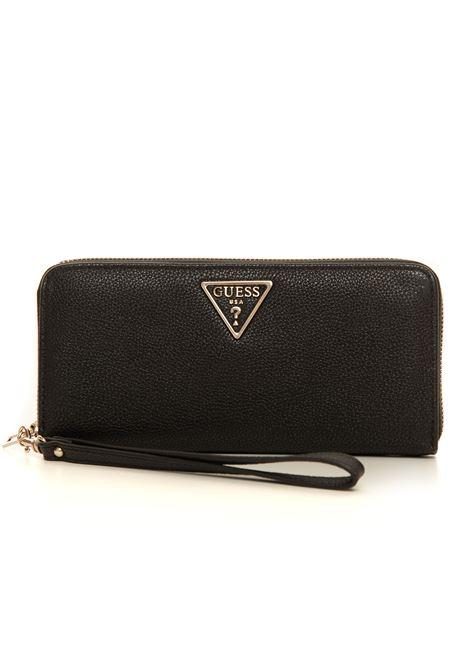Sandrine Zip around wallet Guess | 63 | SWVG79-65460BLA