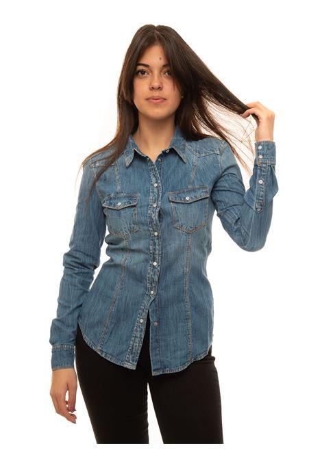 Camicia da donna in jeans Guess | 6 | W1GH11-D14LNIMGN
