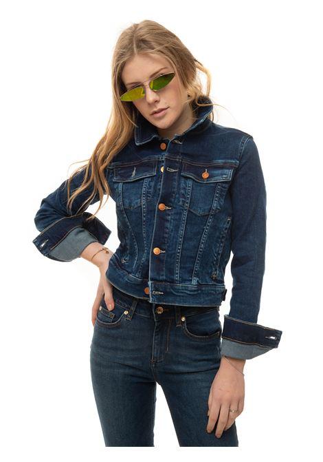 Giubbino in jeans Guess | -276790253 | W1RN01-D4663SOCH