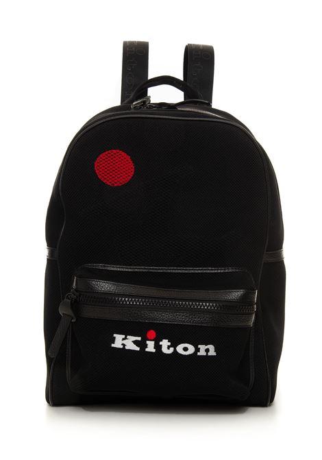 Zaino di tessuto Kiton | 5032307 | UBFITK-N008205