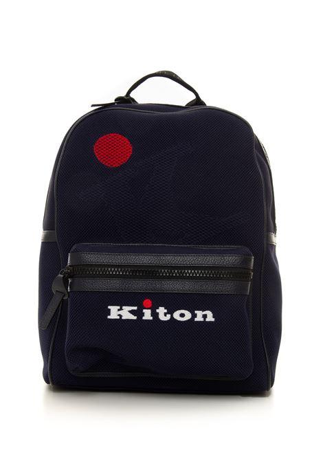 Zaino di tessuto Kiton | 5032307 | UBFITK-N008206