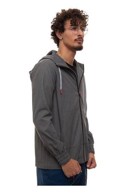 Sweatshirt with zip Kiton | 20000055 | UMC010-76242