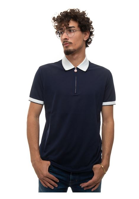 Short-sleeved polo shirt Kiton | 2 | UMK002502