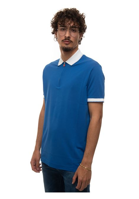 Short-sleeved polo shirt Kiton | 2 | UMK002503