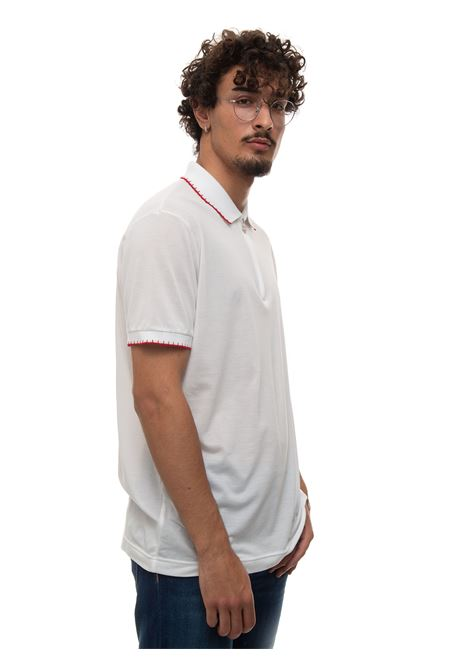 Short-sleeved polo shirt Kiton | 2 | UMK00251
