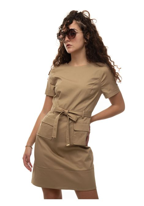 Abito in gabardine stretch Liu Jo | 130000002 | CA1002T2398X0341